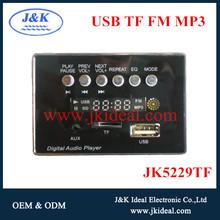 JK5229TF mini mp3 speaker kit