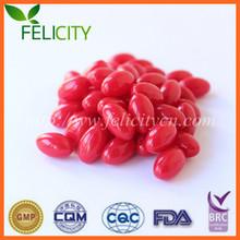 herbal supplements For Women health Organic skin Hair Treatment Rose oil capsules 1000mg
