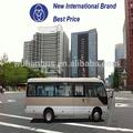 7m 20 asientos como toyota coaster precio del autobús
