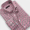 100% Cotton Gingham Shirt,Men Fashion Shirt Manufacturer