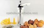 Cookie Gun Style Italian Cookie Gun with Stainless Steel Body