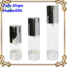 Skin care bottle airless,Airless bottle for anti-aging formula 10/15/30/50ml