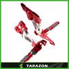 TARAZON brand Aluminum alloy CNC rear sets ninja 250