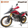 HY250GY-6D Red Blue White 250cc Dirt Bike