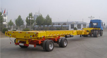 NEW wind blade transport trailer, wind blade transport trailer