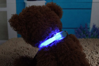 safety pet products glow LED pets collar