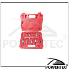 Powertec 12-Piece Quadrilateral e hex oil escorredor