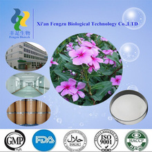 2014 dry herb Natural Plant Extract Vinca minor extract & Vinpocetine 99%