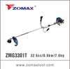 ZMG3301T 2 stroke 33cc grass cutters japan fine china