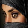 Black Color 100% Polyester Chiffon shiny face-cloth Fabric