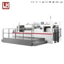 1050ES Automatic Paper Creasing Flatbed Die Cutting Machine