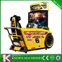 32'' LCD Attractive need for speed game car racing for sale