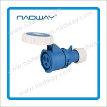 waterproof Industrial Socket Electrical plug&socket 3p+n+e industrial plug and socket