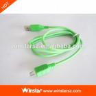 Light nylon Woven USB Cable For Samsung