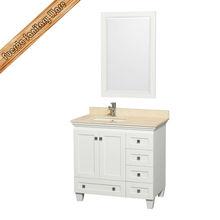 Traditional bathroom vanity slim bathroom cabinets