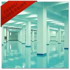 Caboli epoxy flooring mirror paint coating