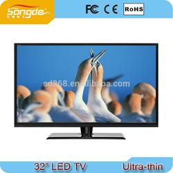 32 inch AC100-220v home use led tv,alibaba india