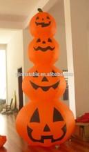 2014 Order halloween inflatables pumpkin decoration
