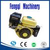 electric start 4-stroke Petrol Engine OHV gasoline engine gx200 6.5hp