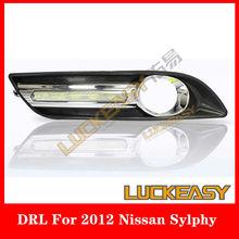 Led Daytime Running Lights 2012 for Nissan Sylphy led drl