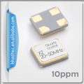 Xz tipo 2.0 x 1.6 mm SMD Quartz de freqüência de rádio cristais
