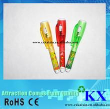 UV pen with light