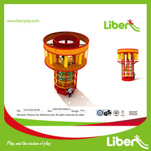 New designed and popular Indoor Climbing frame;indoor trampoline for children 5.LE.T3.404.221.00
