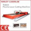 de alta velocidad de alta precisión del cnc de corte por plasma equipos