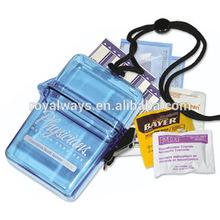 Deluxe Survivor Outdoor Survival Kit