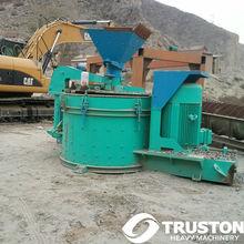 Salt stone crusher manufacturers/sand making machine/sand maker