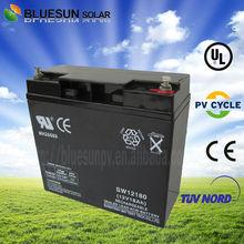 ISO CE ROHS UL Certificate hot sale solar battery 48v