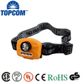 White And Red LED Motion Sensor Light Auto Head Lamp