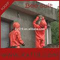 Hacky roupa protetora apicultura terno, traje de abelha, bee vestuário de protecção