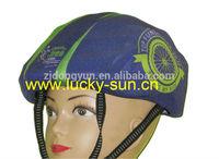 87% Polyester Helmet Cover