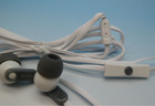 Mobile phone earbud noodles phone headset for iphone samsung blackberry.Can be customized logo .The quality of high-end.