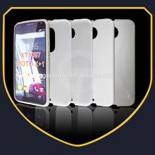 Flexible TPU Skin Cover for Motorola Moto X+1 XT1097 Cell Phone Cases