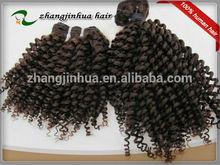 Human hair factory dropship virgin curly hair, 5a unprocessed kinky curly European virgin human hair weave