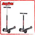 üç pu tekerlek yetişkin pedalı için kick scooter yetişkin kick scooter