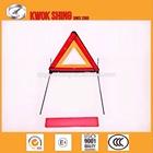 TS16949 Emergency Triangle Warning Sign Traffic Warning Board for car truck bus