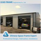 Metal roof frame prefab steel garage house