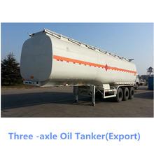 Three-axle oil tanker for sale