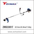 zmg3301t 2 tiempos 33cc cortadores de césped alemán herramientas eléctricas