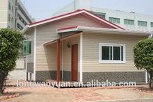ISO fire-proof prefabricated beach house