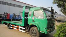 4x2 DFAC 10T Excavator loader truck