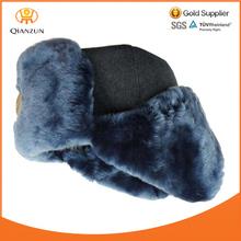 Fashion Custom Design Faux Fur Warm Custom Winter Hat