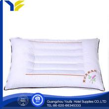 hot sale neck adults pu foam with blue gel pillow mat