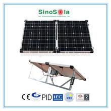 100 watt folding solar panel for camping solar system