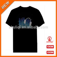 High quality custom t shirt printing pattern on it