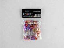 2014 Hot Wholesale DIY Colorful Loom Bands diy handmade bracelet diy rubber bands rubber bands glitter