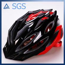 adults secure MTB bike helmet